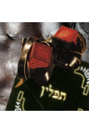 Tefillin (Gasos Ohr Echad) with Basic Arizal Parshiyos 35mm