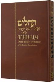 Tehilim, Ohel Yosef Yitzchok - Standard Size - English