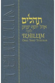 Tehillim Ohel YY with English - Pocket Size